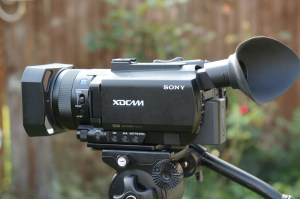 DSC09336-300x199 The Sony PXW-X70. Sometimes good things come in small packages!
