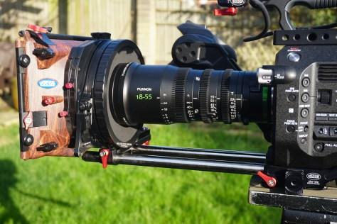 AJC03771-1024x683 Fujinon MK18-55mm t2.9 E-Mount zoom lens.