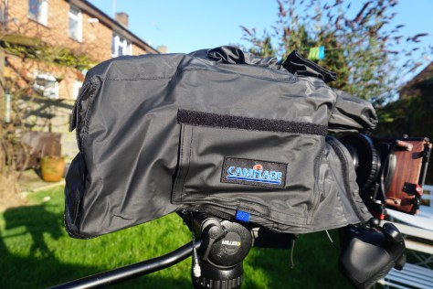 AJC03783-1024x683 Camrade PXW-FS7 and PXW-FS7 II rain covers.