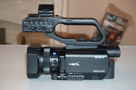 AJC03970-1024x683 The Sony PXW-Z90 - a compact 4K camcorder with auto focus at it's best!
