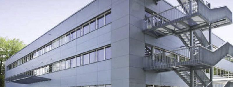 LNI Swissgas Headquarter