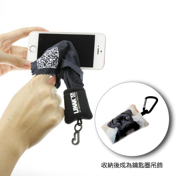 印刷手機螢幕擦吊飾,造型手機擦