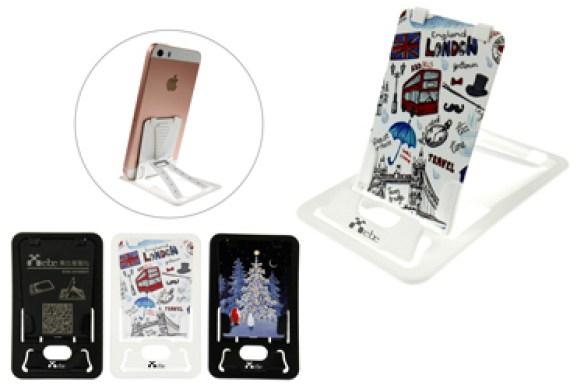 客製化印製名片式手機支架