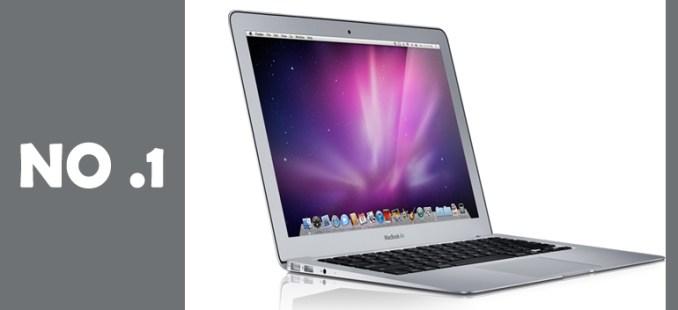 Laptop Brands No .1 Apple