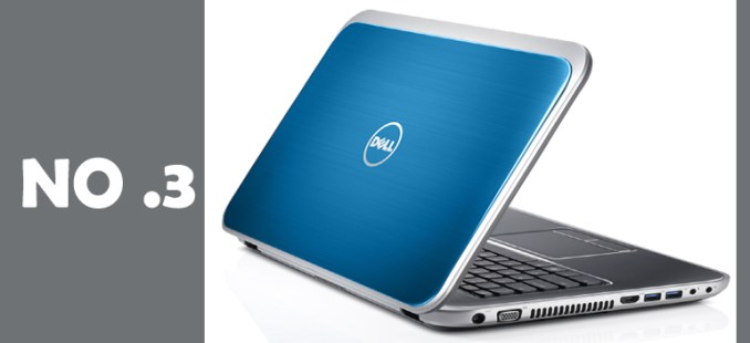 Laptop Brands No.3 DELL