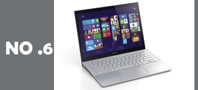 Laptop Brands No.6 SONY