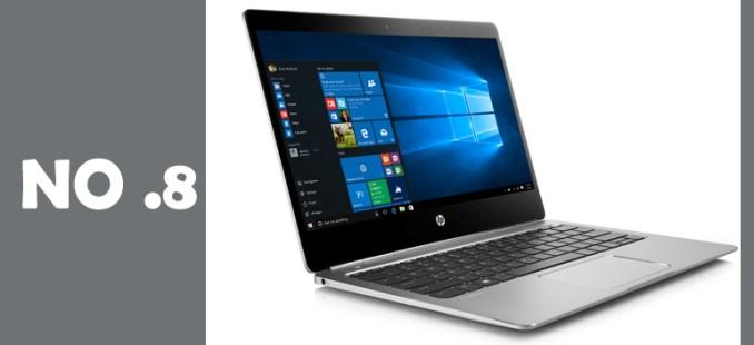 Laptop Brands No.8 HP
