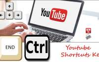 Youtube Shortcuts Key