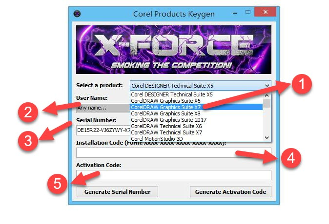 How to Get Get Corel Draw X7 Crack and Install it