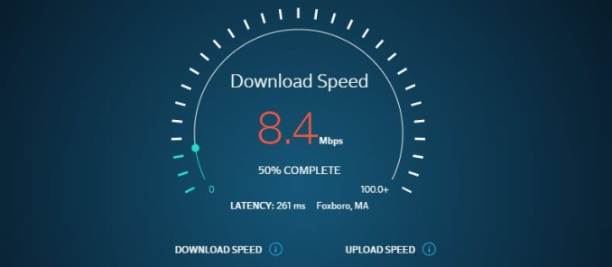 Check Your Speed in Real-Time -why is my internet so slow