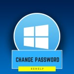 How to Change Password Windows 10