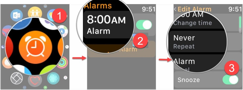 How to Disable, Edit, And Delete Your Apple Watch Alarm