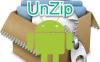 Unzip Files On Android