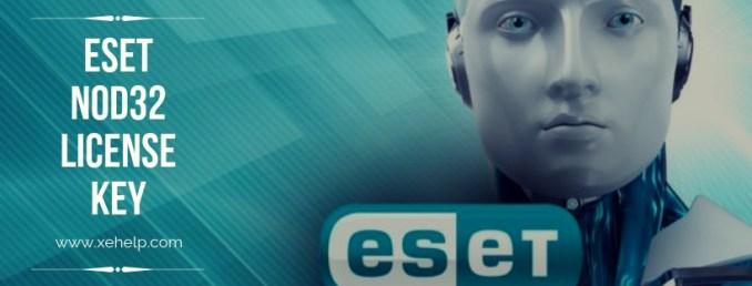 Eset Nod32 License key