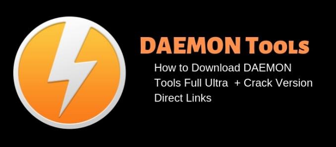 DAEMON Tools Full Ultra