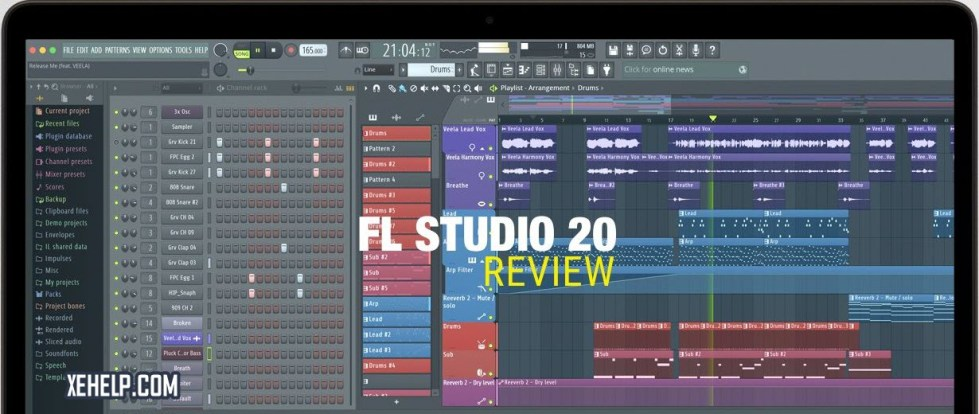 FL Studio 20 Crack +[regkey]