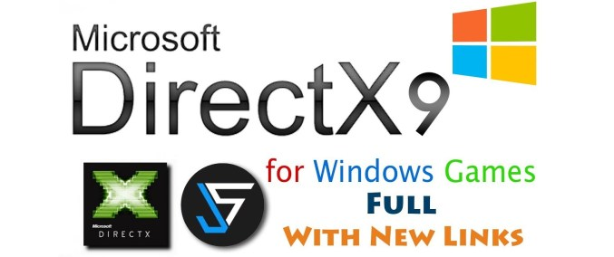directx 9 download windows 10