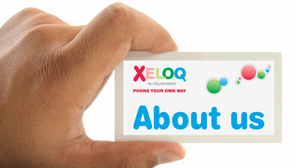 All about XeloQ IQ-Telephony - Alles over XeloQ VoIP