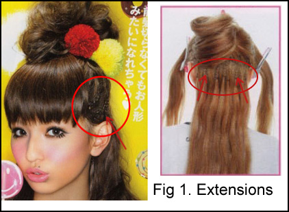 xelyna the gothic ita japanese hair extensions 101