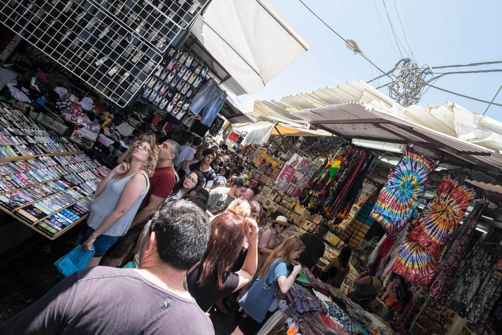 Carmel Market Israel