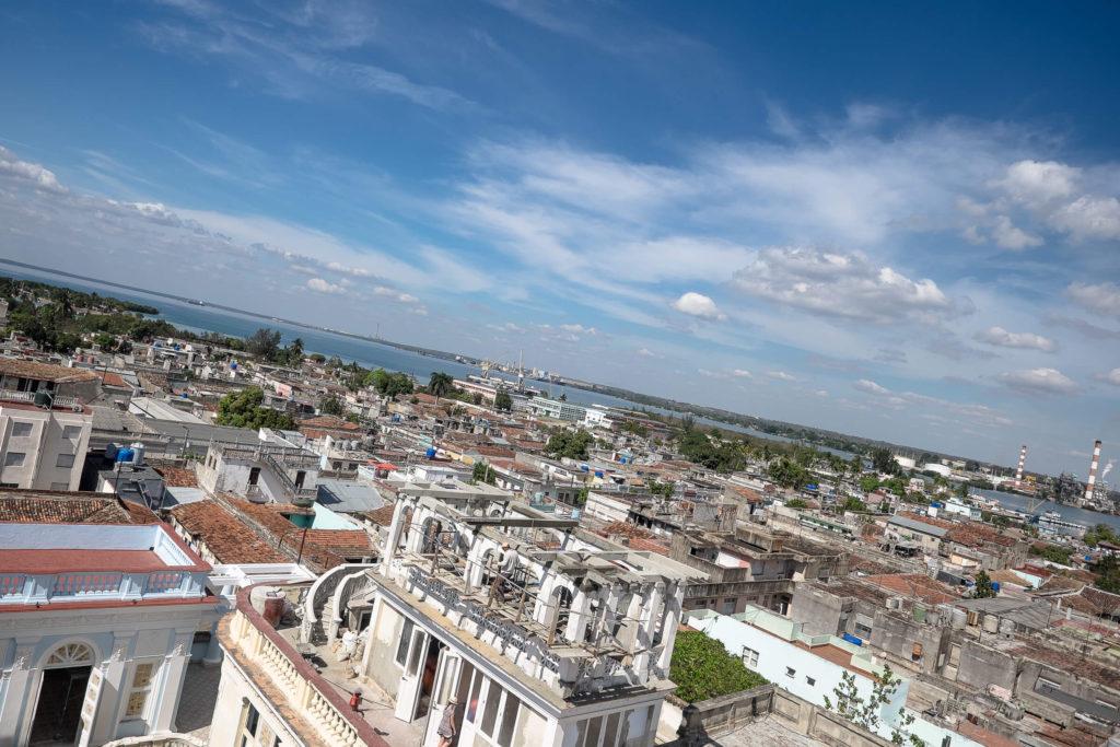 Aussicht auf Cienfuegos