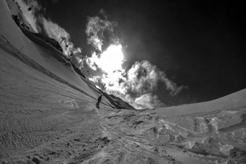 Ein schöner Skitag in Davos