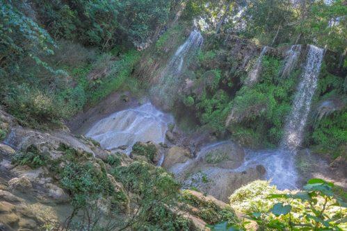 Die Wasserfälle von El Nicho
