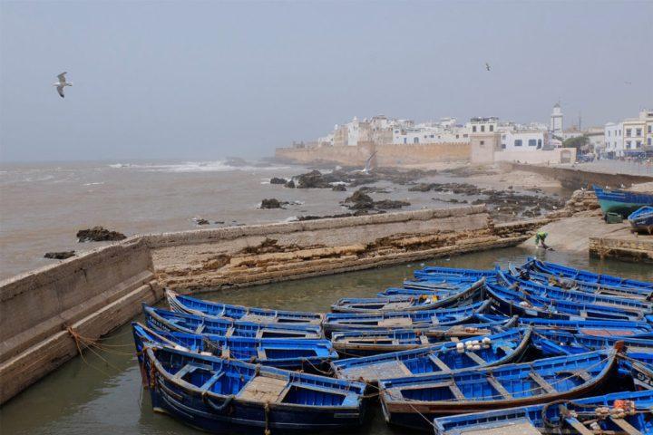 Essaouira – das Paradies für Kitesurfer