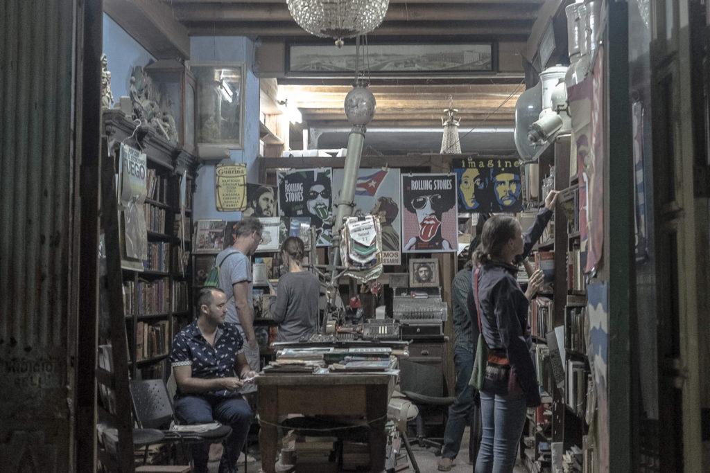 Havanna Bücherladen