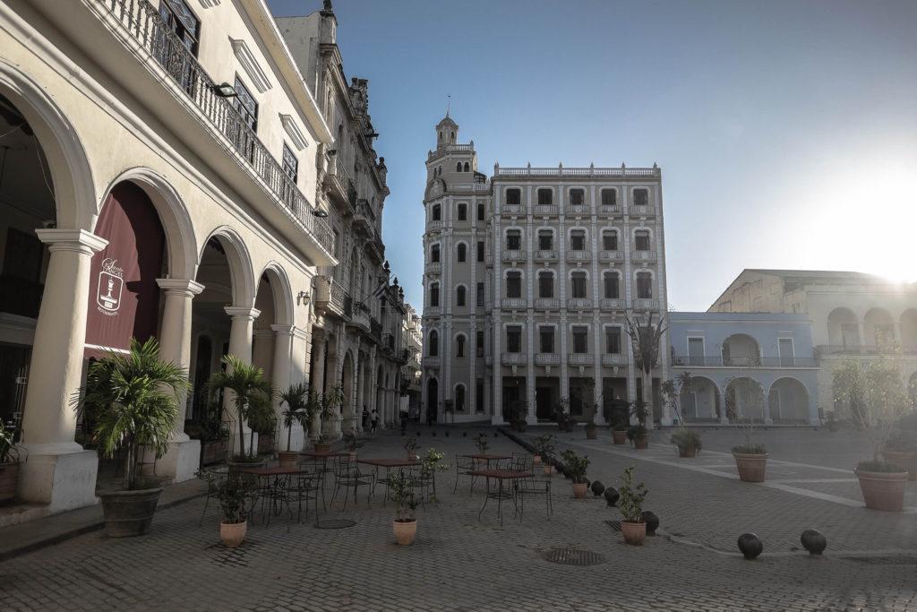 Havanna Plaza Vieja