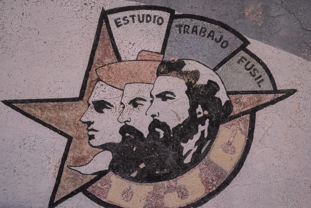 Streetart Politik