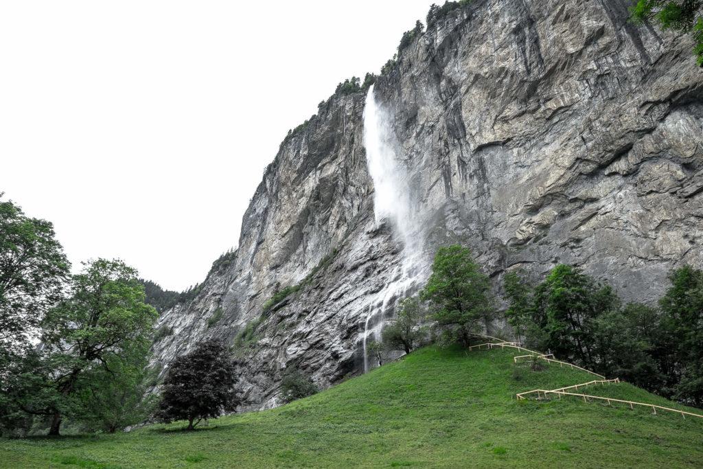 Lauterbrunnen und seine 72 Wasserfälle