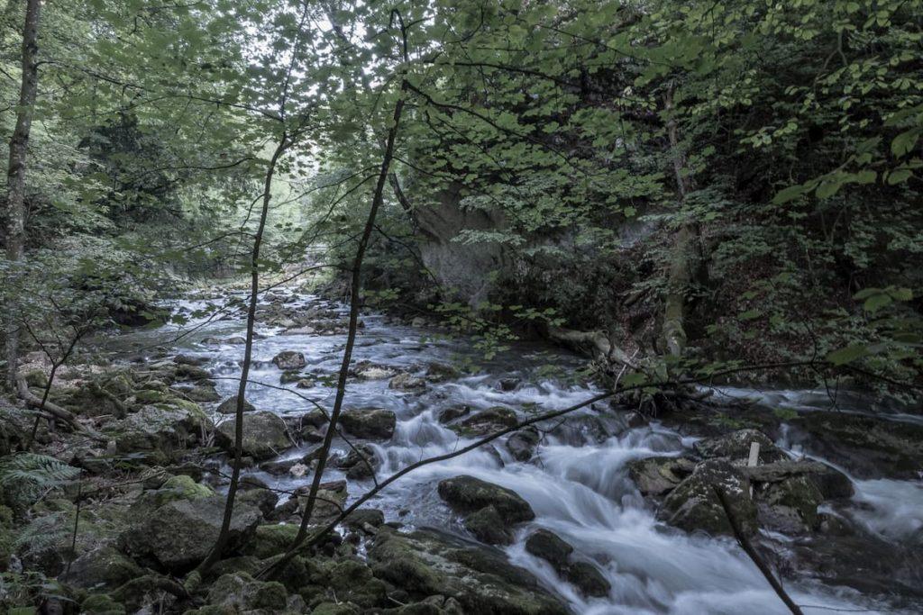 Taubenlochschlucht Berner Jura