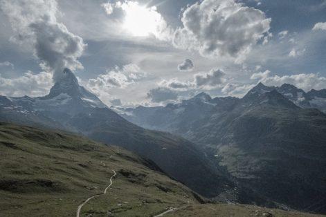 Zermatt im Sommer: Wandern & Aussicht geniessen