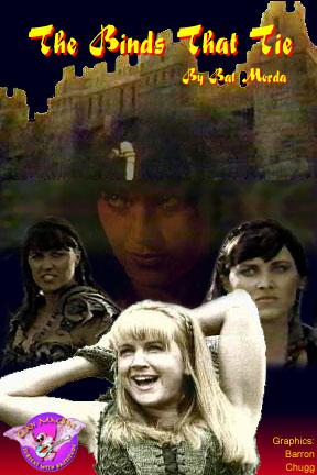 xena fanfiction set during gabrielle's hope