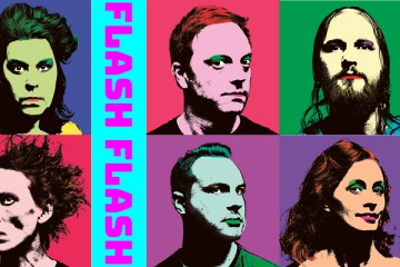 FLASH FLASH - THE TWO DEATHS OF ANDY WARHOL
