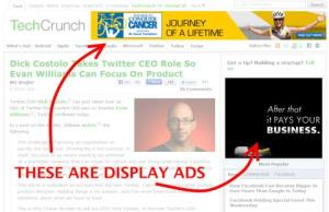 Google search or display ads- what is better