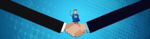 create a Linkedin profile for business