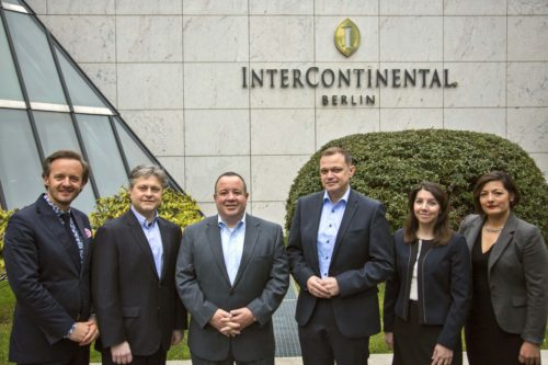 Historic partnership between Hotelbeds Group and IHG to