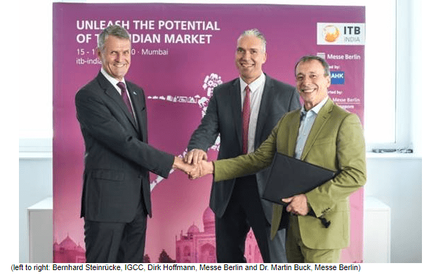 Messe Berlin appoints Indo-German Chamber of Commerce as