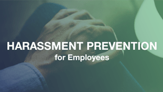 Employee Harassment Online Training