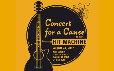 Join Us for a Concert Benefiting the Leukemia and Lymphoma Society