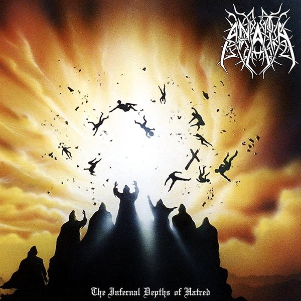 "ANATA ""The Infernal Depths of Hatred"""" LP"