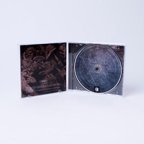 "MERCYLESS ""Pathetic Divinity"" CD"