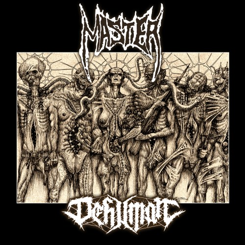 "MASTER / DEHUMAN ""Decay into Inferior Conditions"" [XKR009]"