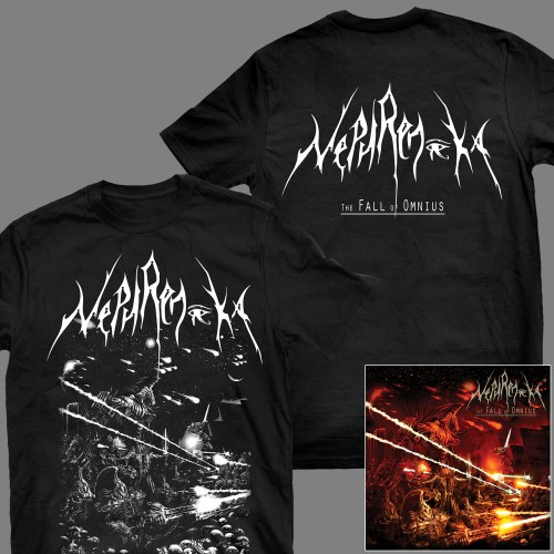 "NEPHREN-KA ""The Fall of Omnius"" T-SHIRT"