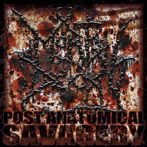 """DEFEATED SANITY / MORTAL DECAY """"split"""" EP"""