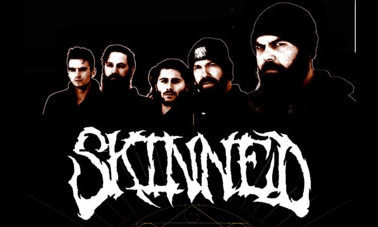 SKINNED announce Eastern Europe Summer tour