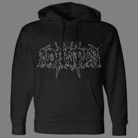 """AD PATRES """"A Brief Introduction to Human Experiments"""" HOODED SWEAT SHIRT"""