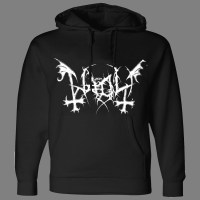 "WE ALL DIE (Laughing) ""The True WAD(L)"" HOODED SWEAT SHIRT"